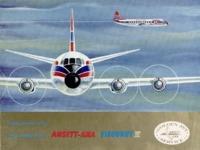 Introducing the new era in air travel... Ansett-ANA Viscount II: first of the Golden Jet Fleet