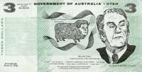 Money as propaganda: Government of Australia - Utah