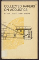 Collected papers on acoustics : With a new introduction by Frederick V. Hunt