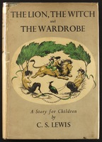 The lion, the witch and the wardrobe / C.S. Lewis ; illustrated by Pauline Baynes