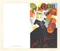 Peak Club New Year fancy dress, 31st December 1937