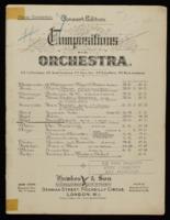 Jeux d'enfants : petite suite / Georges Bizet, arranged by Herman Finck