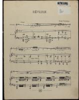 Reverie / Henri Vieuxtemps