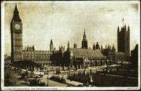 Houses of Parliament, and Westminter Hall