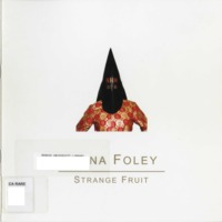 Fiona Foley : strange fruit