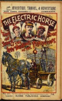 Electric horse or; Frank Reade in search of the lost treasure of the Peruvians