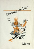 Crossing the line, 6th September 1958