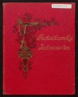 Seasons = Jahreszeiten / Peter Ilich Tchaikovsky, revised by Heinrich Germer