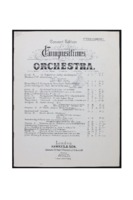 Selection from the opera Pagliacci / R. Leoncavallo ; selected and arranged by Charles Godfrey Junior