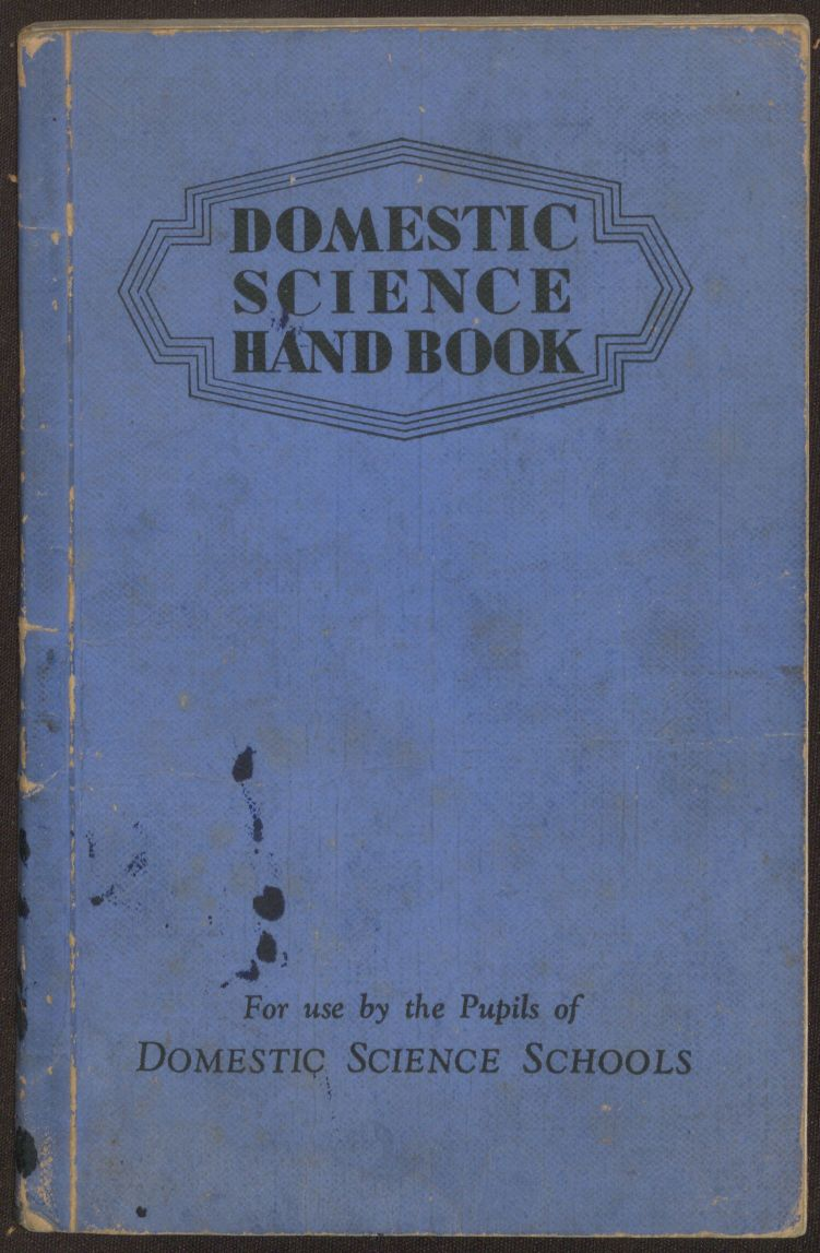Domestic Science Handbook