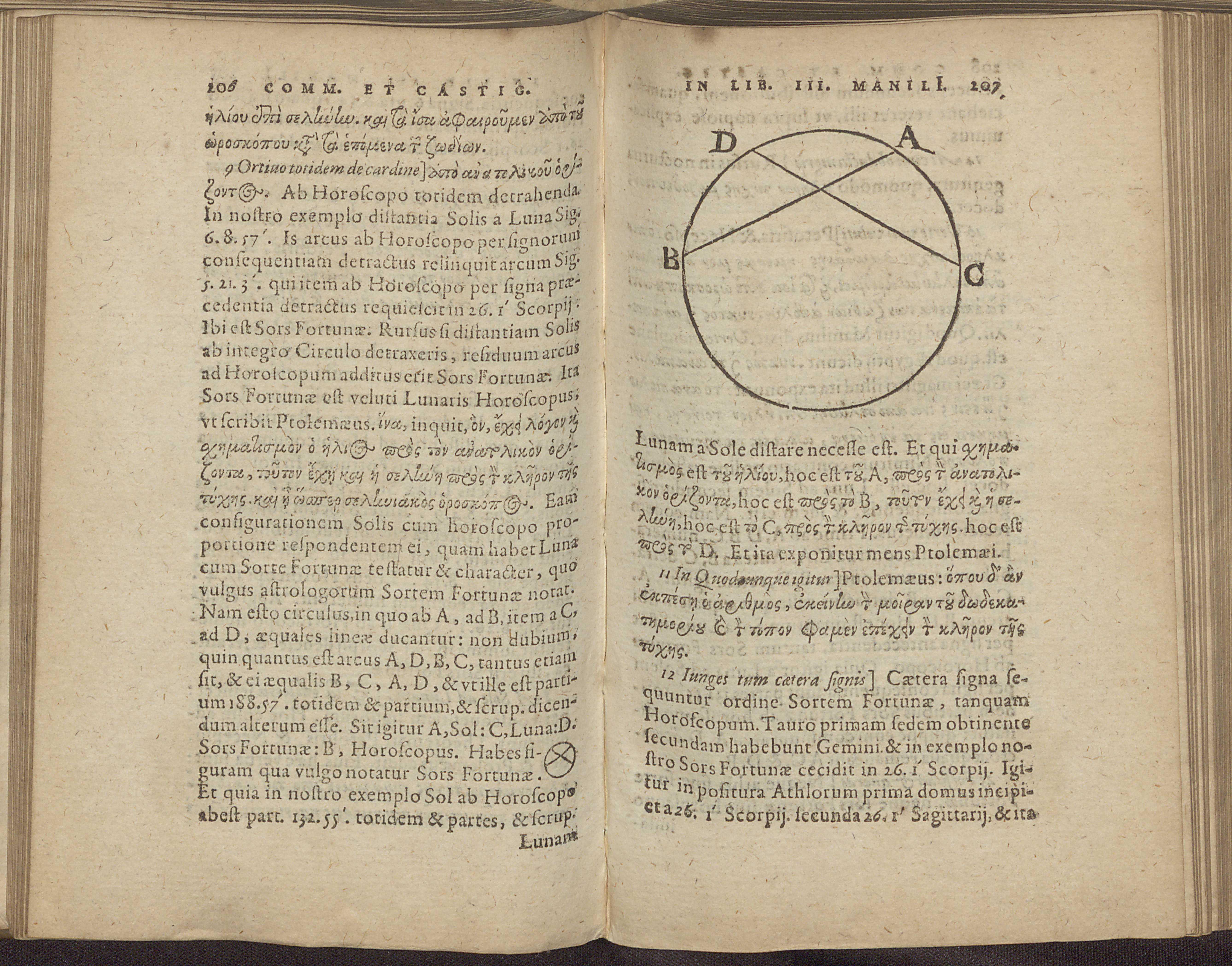 Marcus Manilius' Astronomica