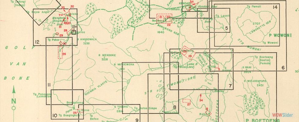 Allied Geographical Section Southwest Pacific Area WWII Terrain Studies: In 1942, the AGS was formed with the task of compiling all the available geographical intelligence on the largely unmapped and underexplored south-west Pacific area (SWPA).